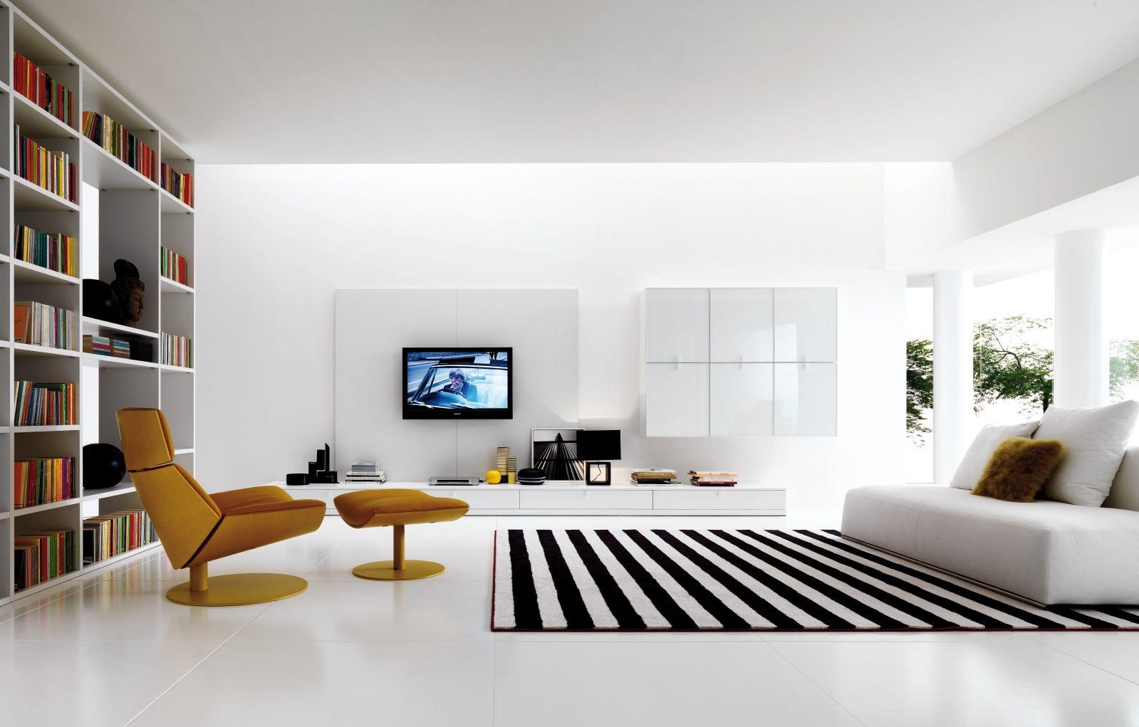 Acess rios para uma sala minimalista fotos e imagens for Foto minimalista