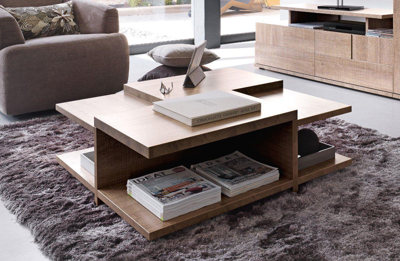 Mesas de caf - Decorar mesa de centro de cristal ...