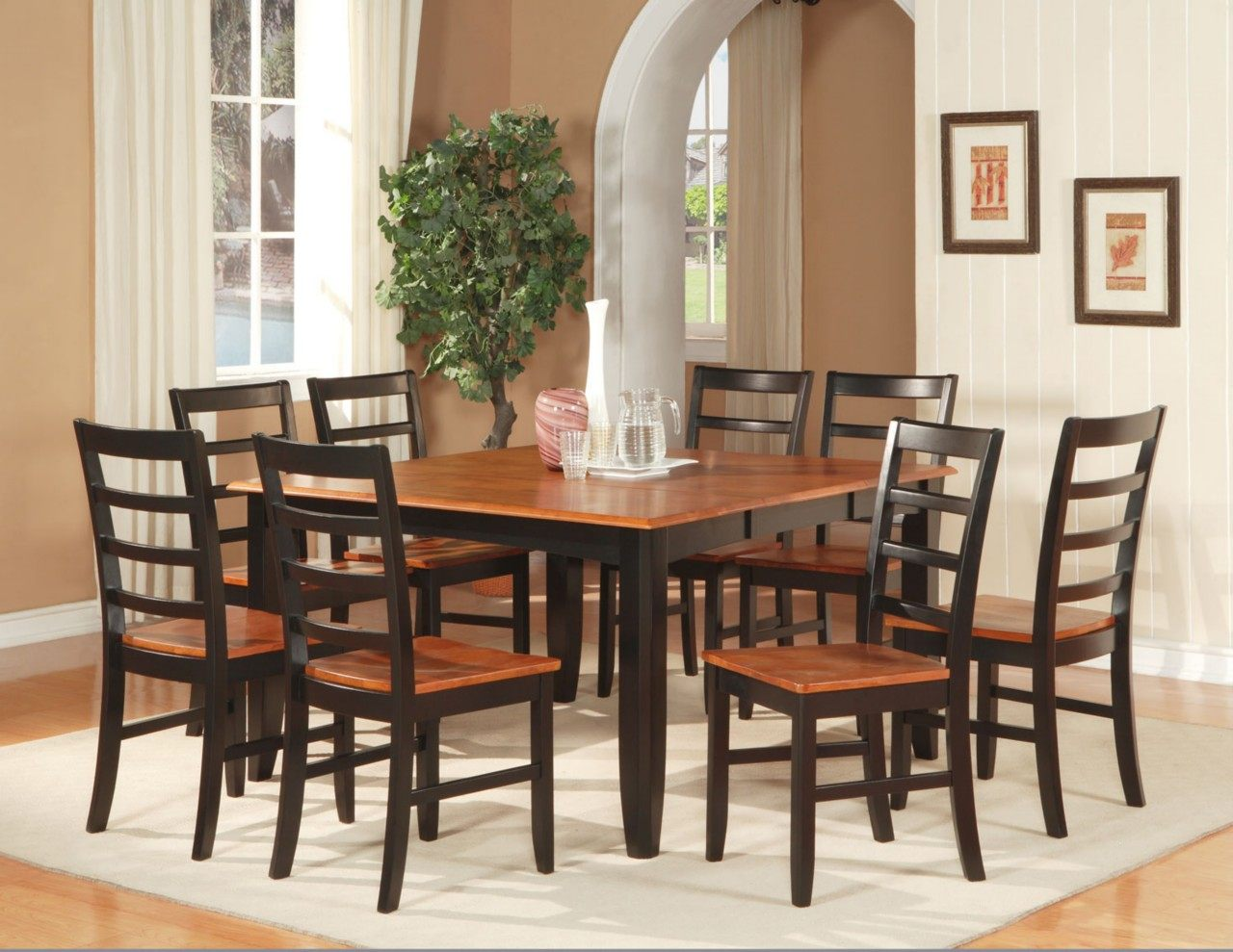 Sala De Jantar Madeira ~  para uma eficiente decoração de salas de estar e salas de jantar