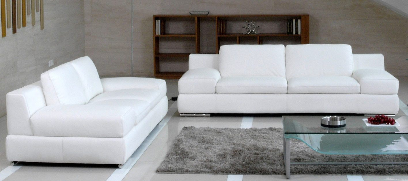 Sala de estar grande car interior design for Sofas grandes modernos